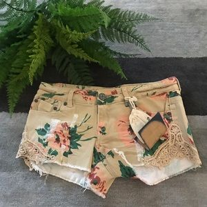 🌞summer clearance🌞 Hippie Laundry Shorts